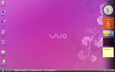 desktop 2.0 by SSHYatenKou