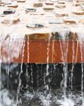 Fountain at Epcot by SSHYatenKou