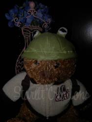 Frog Hat-Baby by SSHYatenKou