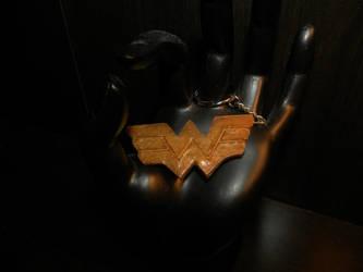 Wonder Woman Keychain by SSHYatenKou