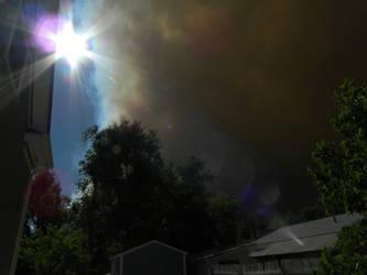 High Park Fire-Fort Collins, Colorado by SSHYatenKou