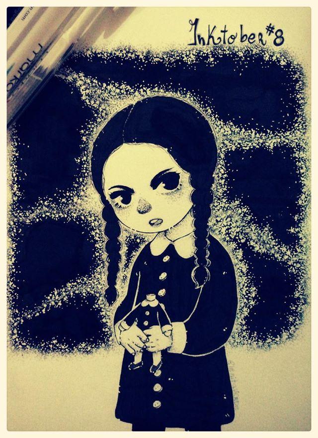 Merlina by Lucia-Conchita