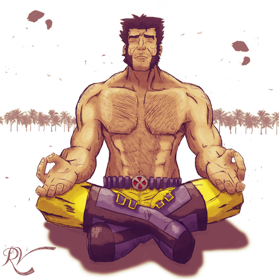 wolverine_meditates_by_ross_vlixes-d9hhw