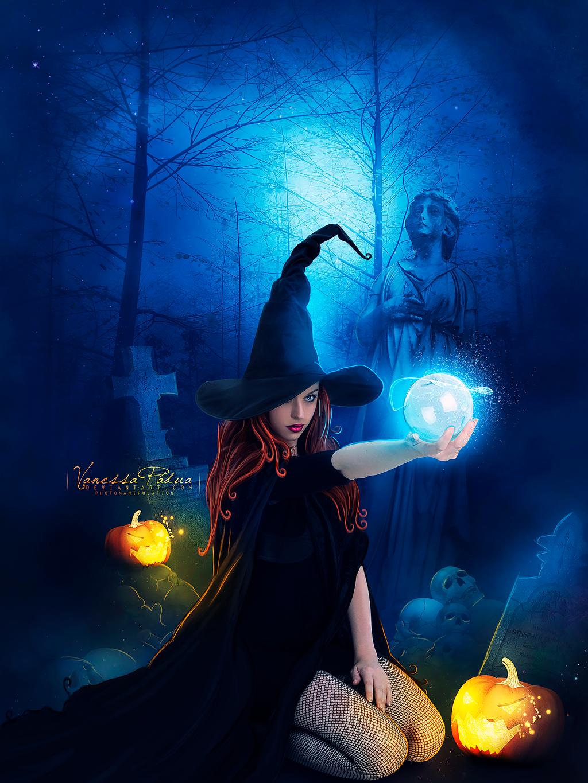 Witch by VanessaPadua