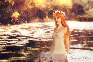 Orange by VanessaPadua