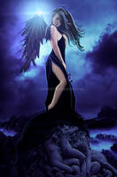 Fallen Angel by VanessaPadua
