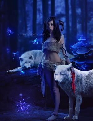 Wolf by VanessaPadua