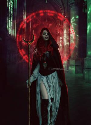 Enchantress red by VanessaPadua