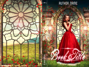 Book Cover - Rose (for sale)
