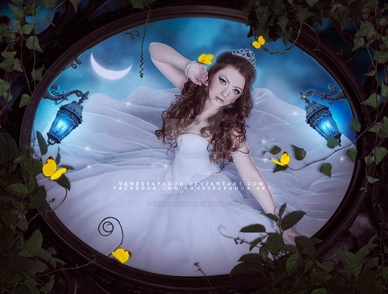 . Princess . by VanessaPadua