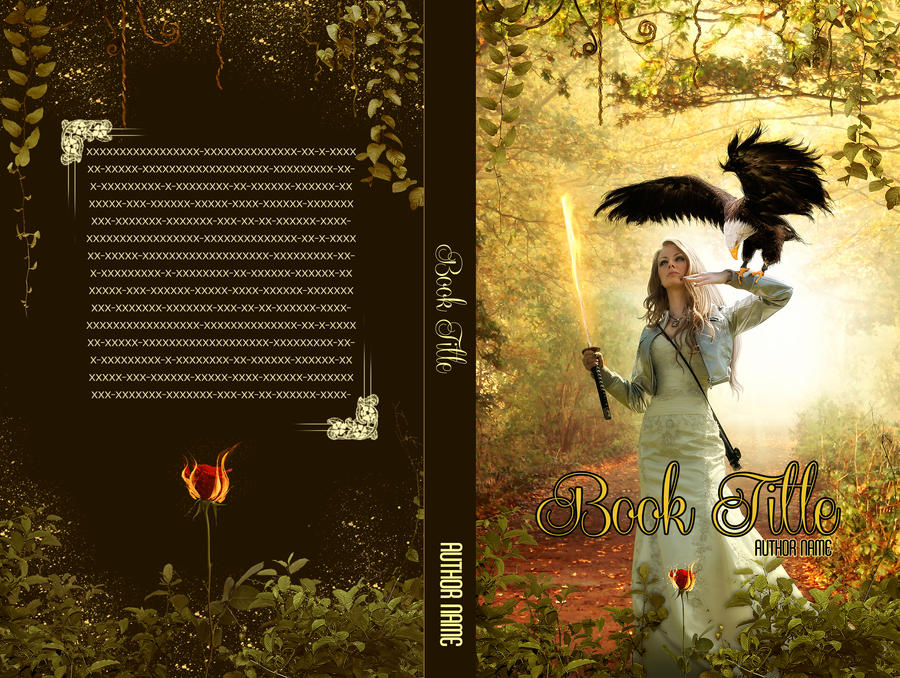 Book Cover Art For Sale : Book cover for sale by vanessapadua on deviantart