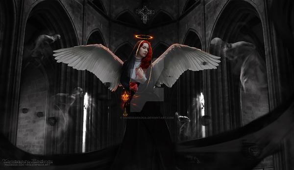 Priestess by VanessaPadua