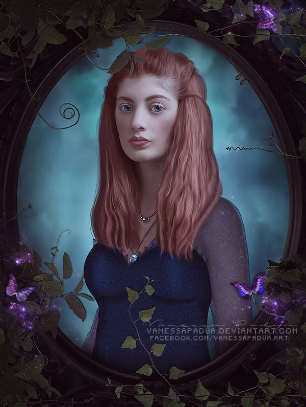 Lady Margaret by VanessaPadua