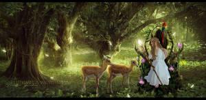 : Elven Queen :