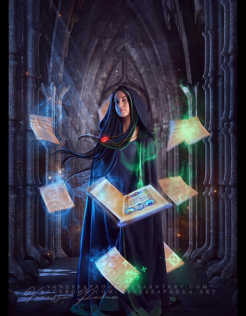 : Witchery : by VanessaPadua