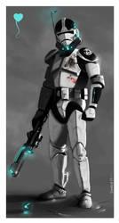 Trooper Concept by VoodooHeartsCircus