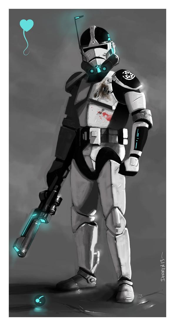 star wars clonetrooper concept - photo #25