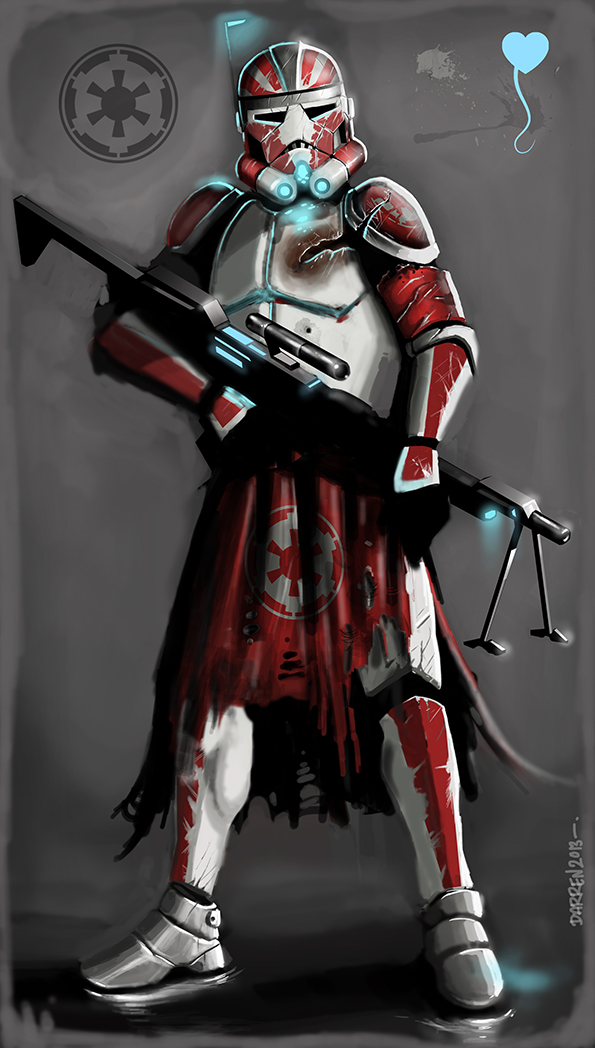 Approved Jagged Class Royal Stormtrooper Armor Approved