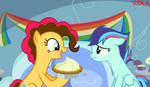 Wanna pie, Rainbow Blitzes?