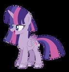 Pony Life Twilight in Gen 4