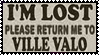 Please Return Me by SazLeigh