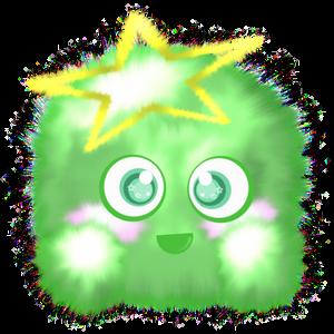 Fluffy Greenafire EC