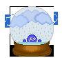 Snow Globe Blues by SazLeigh