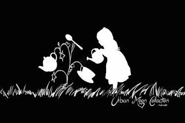 Tea for 1 by SazLeigh