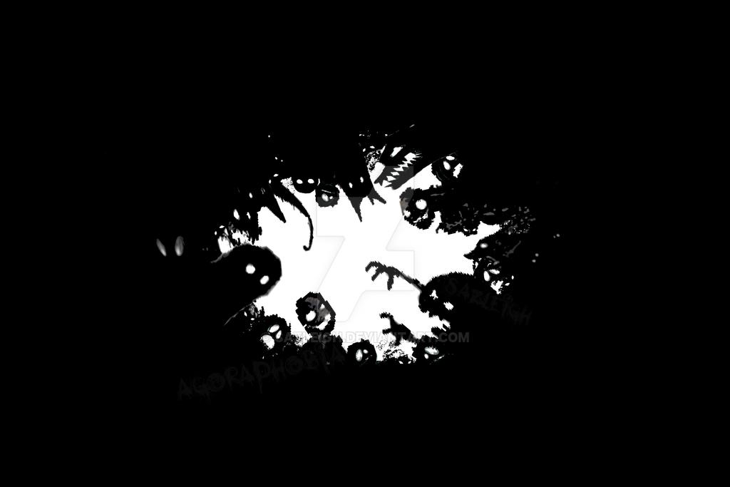 Agoraphobia by SazLeigh