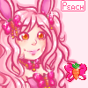 Comm - Peach icon by luigirules64