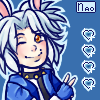 Comm - Nao Icon by luigirules64