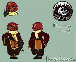 DnD - Dahlia Diamondback