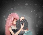 .embrace me, leia by lunaticTrance