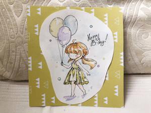 .bday card