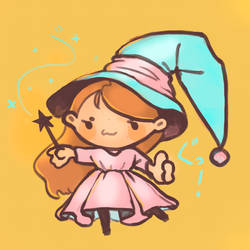 .spooky witch