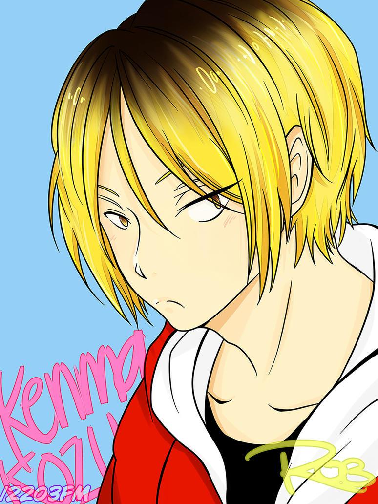 Kozume Kenma - Haikyuu!! by stars-prince