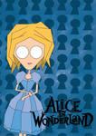 Alice in Wonderland Poster - Alice