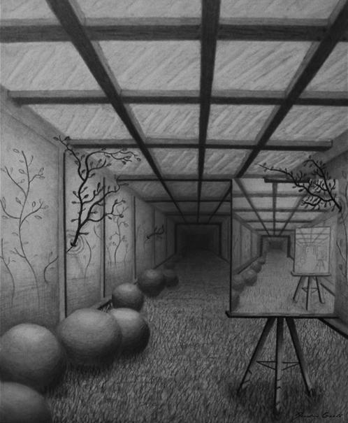 Living Surreal - Drawing