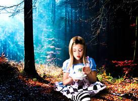 Alice in Wonderland by jrdnG