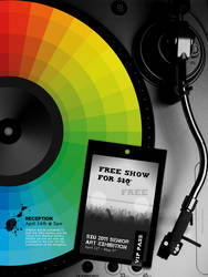 Senior Exhibition Poster