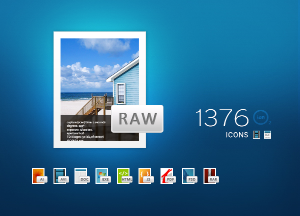 ion2. File Extension Icons by jrdnG