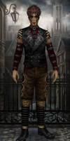 Hexxus From Vampire Wars