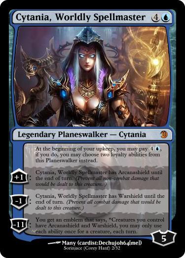 Cytania Worldly Spellmaster1