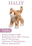 Tabby - 4104 Hally