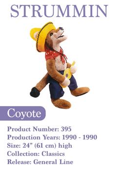 Coyote - 395 Strummin