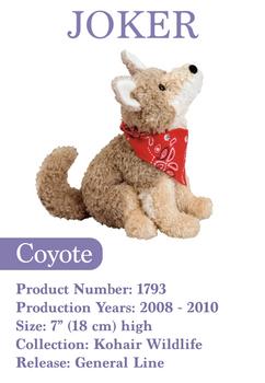 Coyote - 1793 Joker