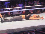 Mickie James Unconscious (Unknown event and date)