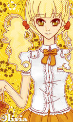 Yellow Lolita by wonderland11