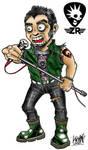Evilspout cantante ponk!