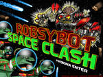 GUI in Shoot em Up RobSYBot Space Clash